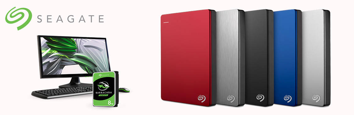 Seagate Reseller and Partner in Qatar