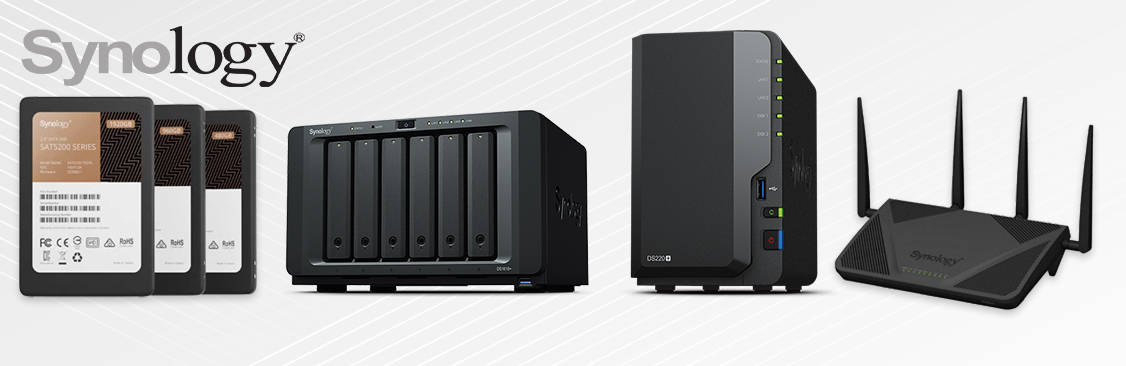 Synology Reseller and Authorized Partner in Qatar
